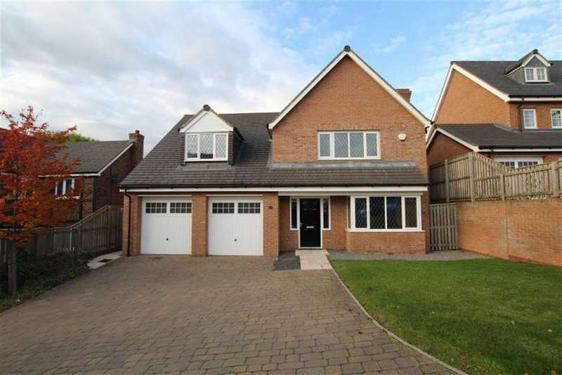 4 Bedrooms Detached House for sale in Carr Bridge Close, Eaglescliffe