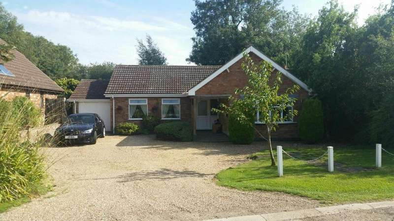 4 Bedrooms Detached Bungalow for sale in The Willows, Rose Lane, Saleby, Lincolnshire