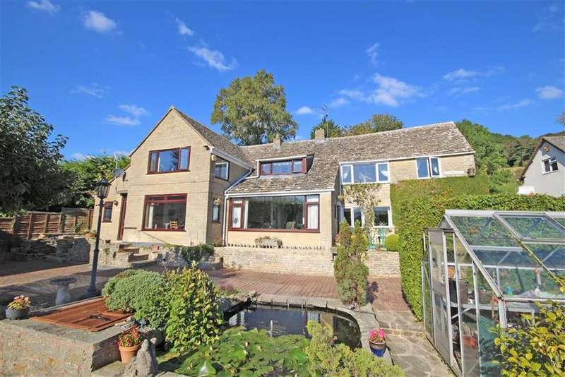 3 Bedrooms Detached House for sale in Bushcombe Lane, Woodmancote, Cheltenham, GL52
