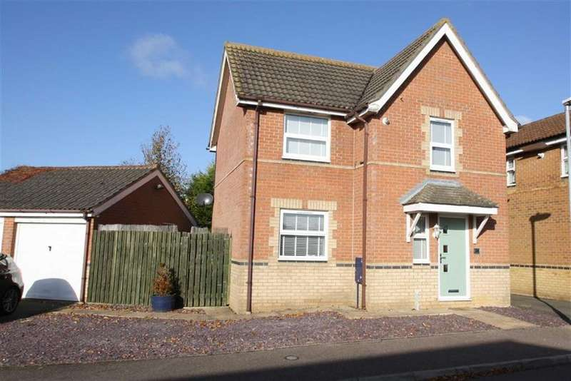 3 Bedrooms Detached House for sale in 24, Brasenose Drive, Brackley