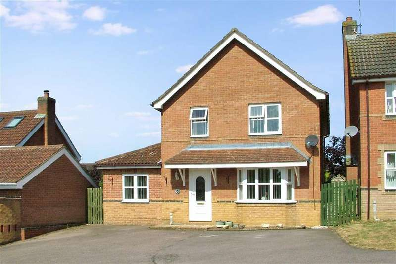 4 Bedrooms Detached House for sale in 3, Humphries Drive, Brackley