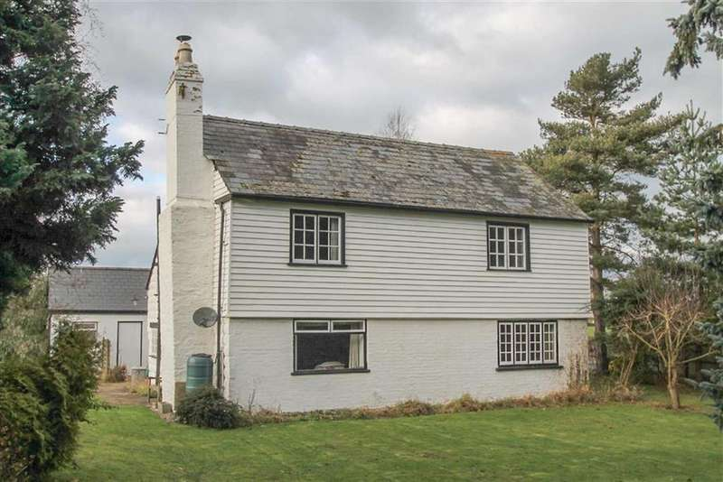 4 Bedrooms Detached House for sale in LETTON, Letton Hereford, Herefordshire