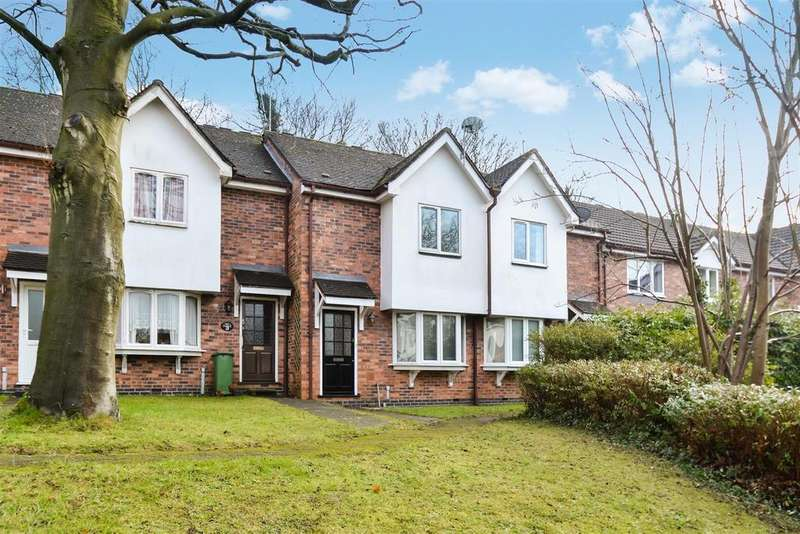 2 Bedrooms Terraced House for sale in MIllers Rise
