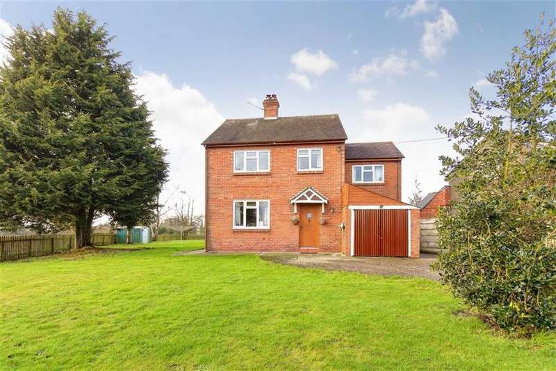 4 Bedrooms Detached House for sale in Edstaston, Wem, SY4