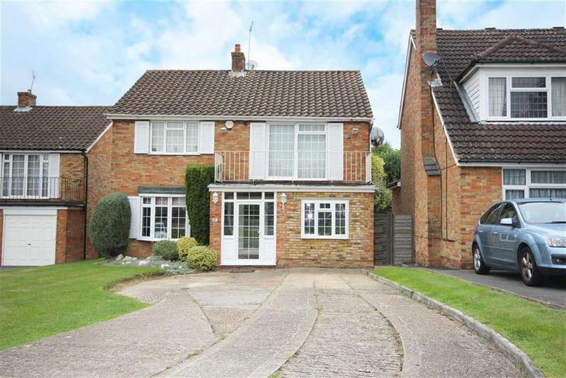 4 Bedrooms Detached House for sale in Folly Close, Radlett, Hertfordshire