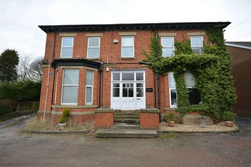 1 Bedroom Flat for sale in The Sycamores, Elmfield Road, Wigan, WN1