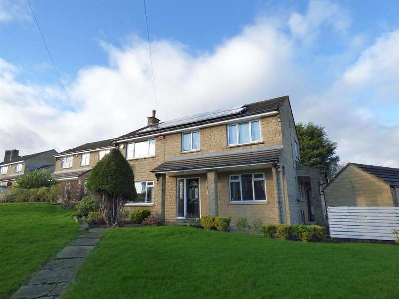5 Bedrooms Detached House for sale in Norristhorpe Lane, Liversedge