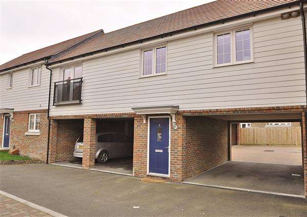 2 Bedrooms Property for sale in ASHFORD TN25
