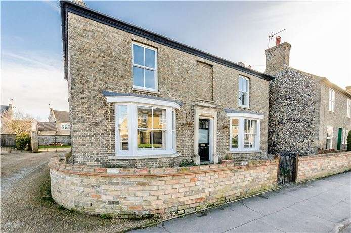 4 Bedrooms Detached House for sale in Hall Street, Soham, Ely