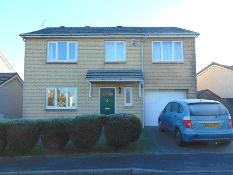 4 Bedrooms Detached House for sale in 17 Mayo Park, Cockermouth, Cumbria, CA13 0BJ