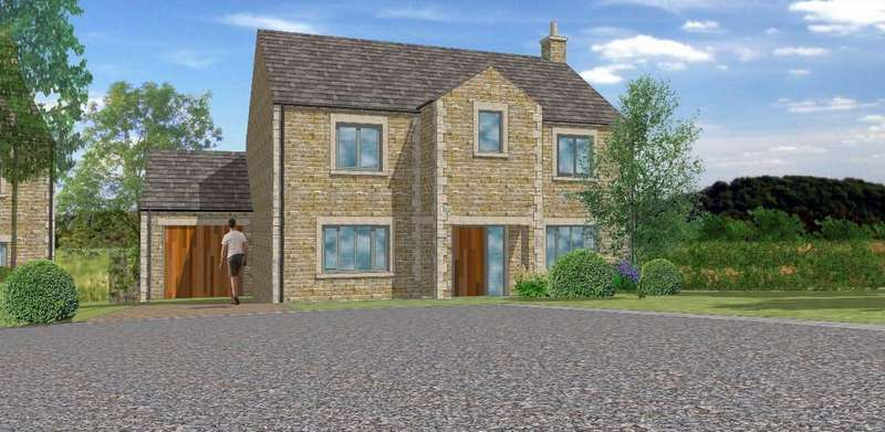 4 Bedrooms Detached House for sale in The Yarrow