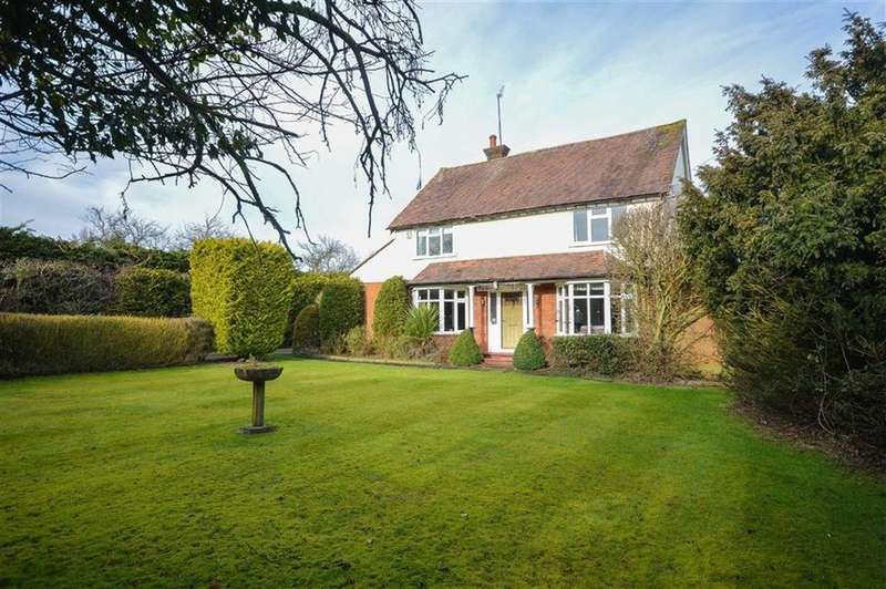 3 Bedrooms Detached House for sale in Standon