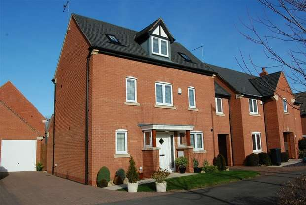 3 Bedrooms Detached House for sale in 4 Meadow Pastures, Cawston, RUGBY, Warwickshire