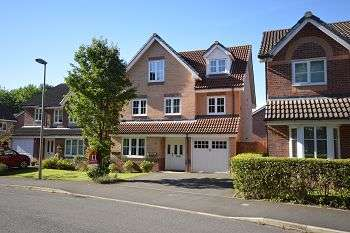 5 Bedrooms Detached House for sale in Carriage Drive, Hartford, Northwich, CW8 1GY
