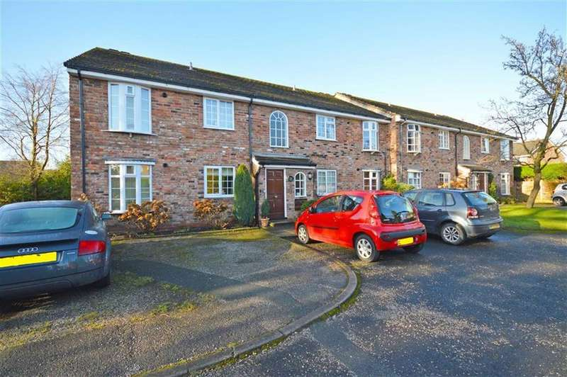 2 Bedrooms Apartment Flat for sale in Tall Trees Place, Mile End, Cheshire