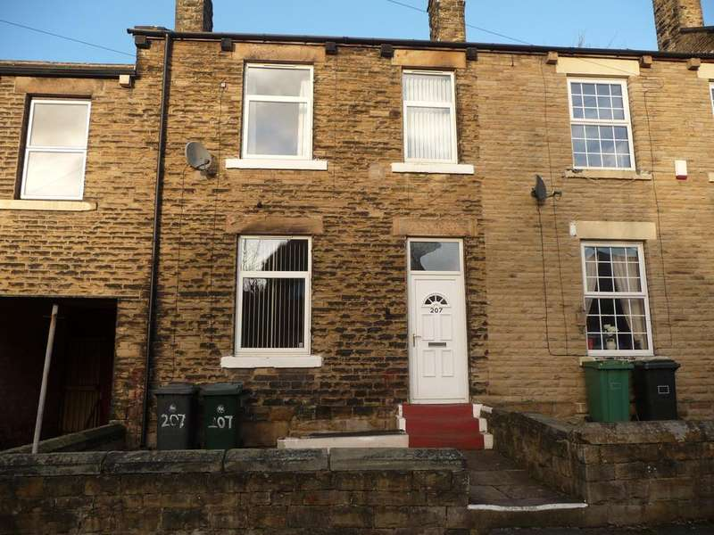 2 Bedrooms Terraced House for sale in Ealand Road