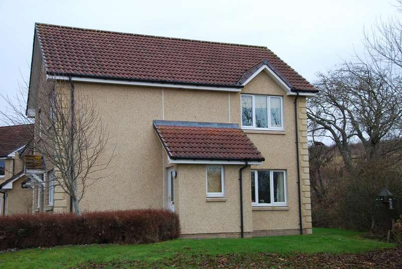 2 Bedrooms Flat for sale in Wester Inshes Court, Inverness, IV2