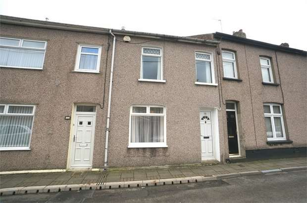 3 Bedrooms Terraced House for sale in Phillip Street, Risca, NEWPORT, Caerphilly