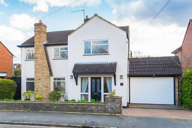 5 Bedrooms Detached House for sale in Highlands Close, Chalfont St Peter, Chalfont St Peter, Buckinghamshire