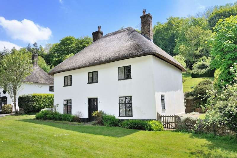 4 Bedrooms Detached House for sale in Milton Abbas