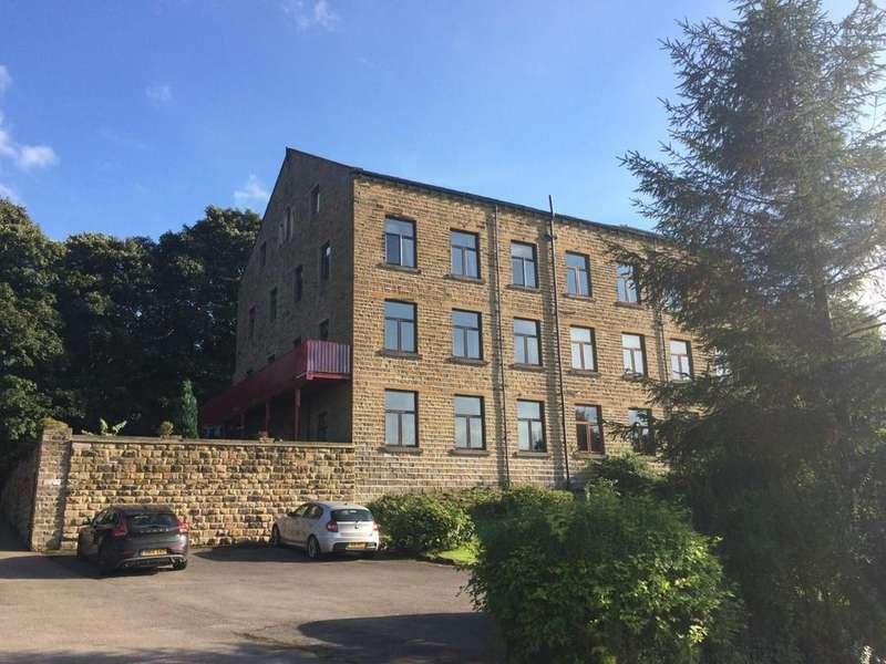 2 Bedrooms Apartment Flat for sale in Flat 12, Linfit Mill, 16 Linfit Lane, Kirkburton, Huddersfield, HD8 0TX