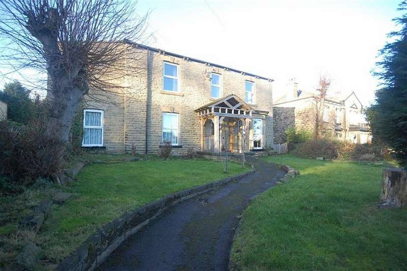 5 Bedrooms Detached House for sale in Overthorpe Road, Thornhill, Dewsbury, WF12