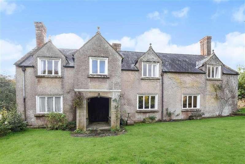 6 Bedrooms Detached House for sale in Langford Budville, Nr Milverton, Wellington, Somerset, TA21