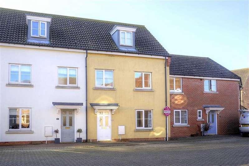 4 Bedrooms Terraced House for sale in Sheepwash Way, Longstanton, Cambridge