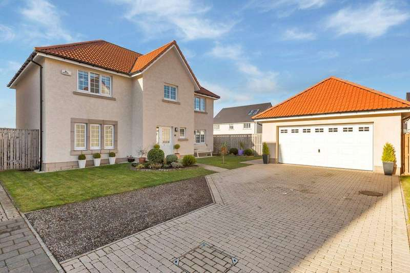 5 Bedrooms Detached House for sale in 19 Elginhaugh Gardens, Midlothian, EH22 3GZ