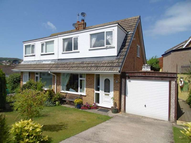 2 Bedrooms Semi Detached House for sale in 3 Bryn Seiri Road, Conwy, LL32 8NR