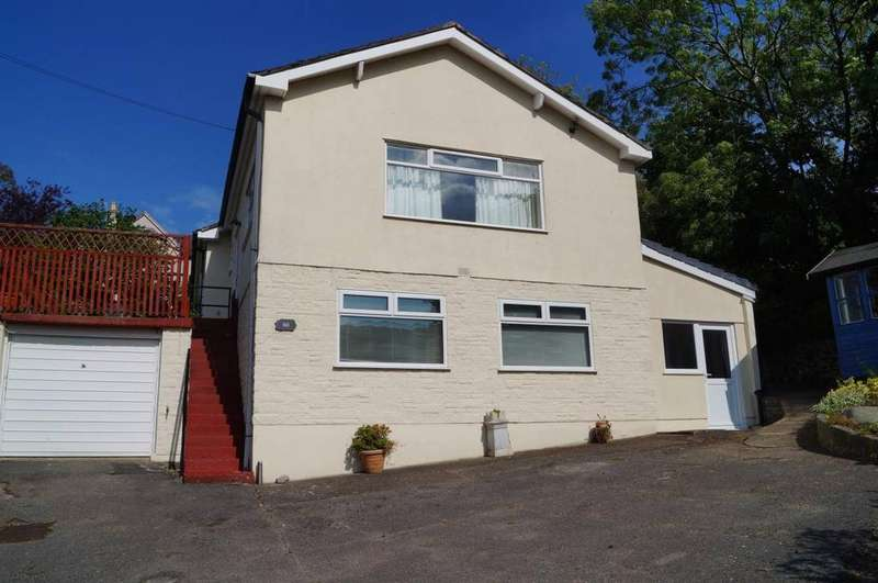 4 Bedrooms Detached House for sale in 60 Maes Gweryl, Conwy, LL32 8RU