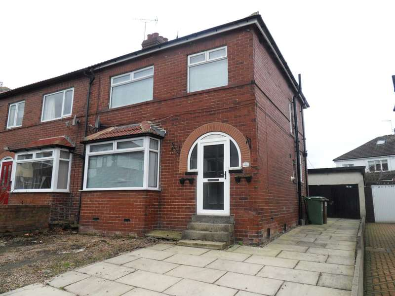 3 Bedrooms Semi Detached House for sale in 10 Merton Gardens, Farsley, Pudsey, LS28 5DZ