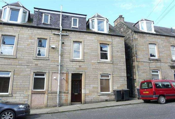 2 Bedrooms Flat for sale in 132 St Andrew Street, Galashiels, TD1 1DY