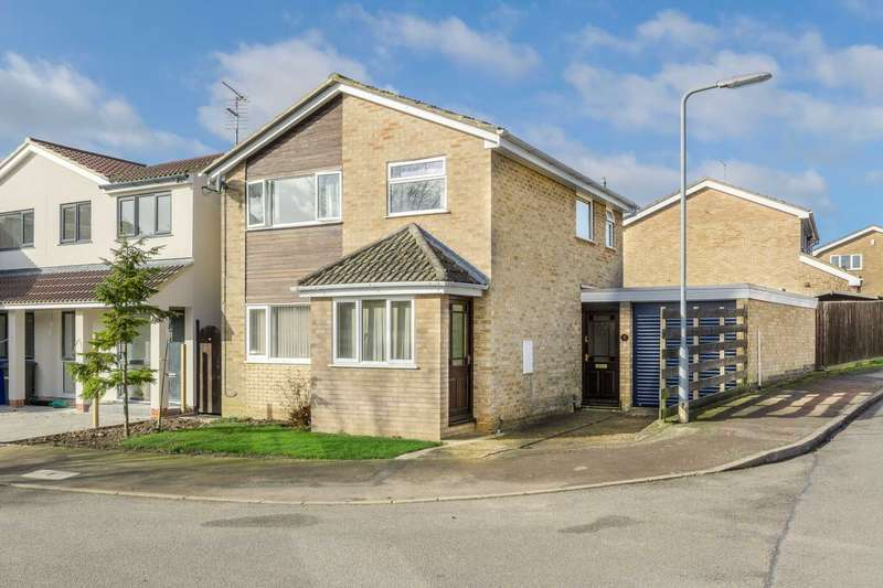 3 Bedrooms Detached House for sale in Beech Close, Hackleton