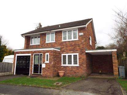 4 Bedrooms Detached House for sale in Moorfield Drive, Wilmslow, Cheshire, .