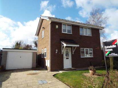3 Bedrooms Detached House for sale in St. Francis Close, Fulwood, Preston, Lancashire, PR2