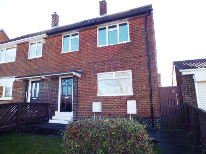2 Bedrooms Semi Detached House for sale in Leyburn Grove, Houghton Le Spring, Tyne and Wear, DH4
