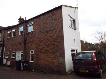2 Bedrooms End Of Terrace House for sale in Reginald Street, Luton, Bedfordshire