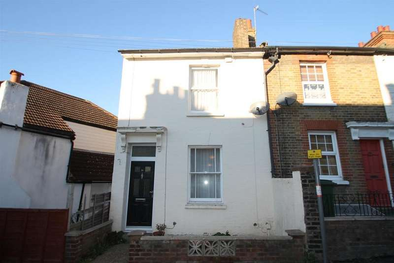 3 Bedrooms End Of Terrace House for sale in Peel Street, Maidstone