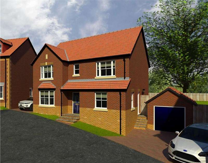 4 Bedrooms Detached House for sale in The Commodore Plot 14, Cwmbran, Torfaen
