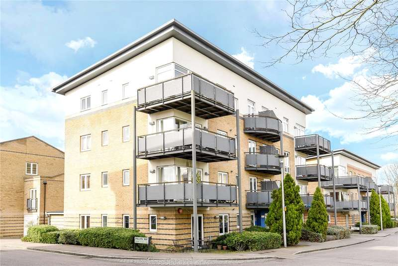 2 Bedrooms Apartment Flat for sale in Renoir House, Cassio Place, Watford, WD18