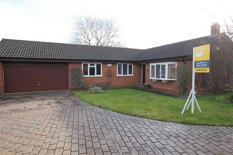 4 Bedrooms Detached Bungalow for sale in Boydell Way, Dodleston, Chester