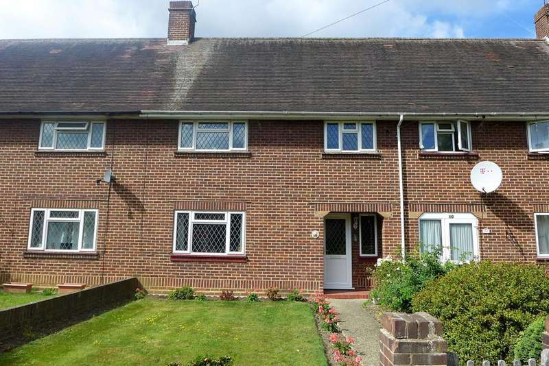 3 Bedrooms Terraced House for sale in Walton Gardens, Feltham