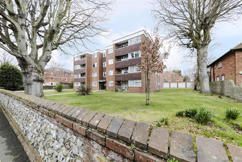 2 Bedrooms Apartment Flat for sale in Lansdowne Road, Worthing, West Sussex, BN11 4NA