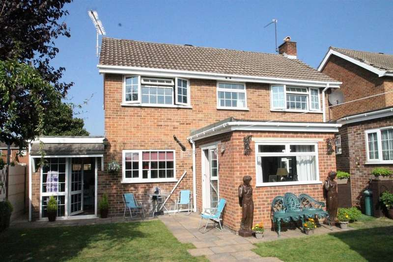 4 Bedrooms Detached House for sale in Sittingbourne Road, Maidstone