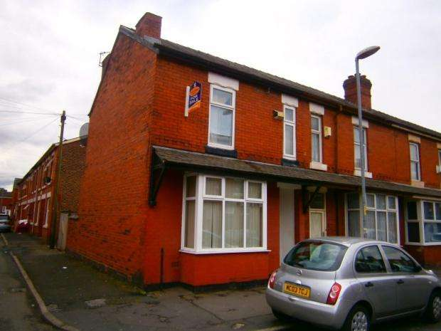 2 Bedrooms Terraced House for sale in Grandale Street, Manchester, M14