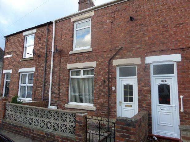 2 Bedrooms Terraced House for sale in ONSLOW TERRACE, LANGLEY MOOR, DURHAM CITY : VILLAGES WEST OF