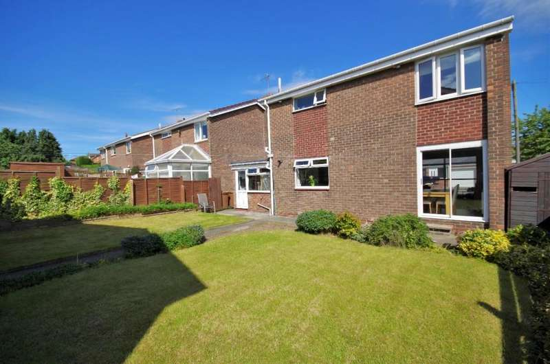 3 Bedrooms Detached House for sale in Vicarage Close, Silksworth, SR3