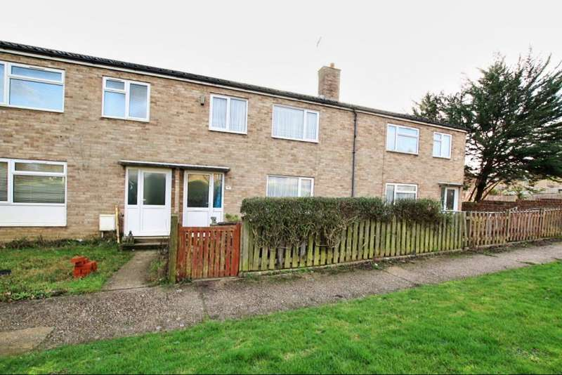 3 Bedrooms Terraced House for sale in Marshfoot Lane, Hailsham BN27