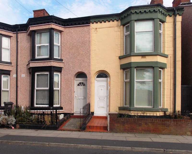 2 Bedrooms Terraced House for sale in Moore Street
